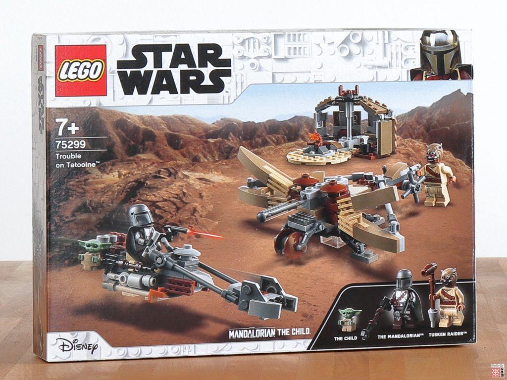 Gewinn - LEGO Star Wars 75299 Ärger auf Tatooine   ©Brickzeit