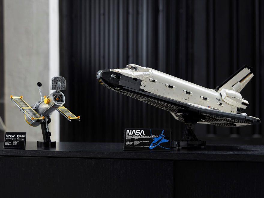 "LEGO 10283 NASA-Spaceshuttle ""Discovery"" | ©LEGO Gruppe"