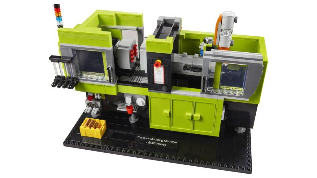 LEGO 40502 The Brick Moulding Machine   ©LEGO House