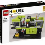 LEGO 40502 The Brick Moulding Machine | ©LEGO House