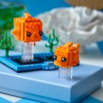 LEGO Brickheadz 40442 Goldfisch | ©LEGO Gruppe