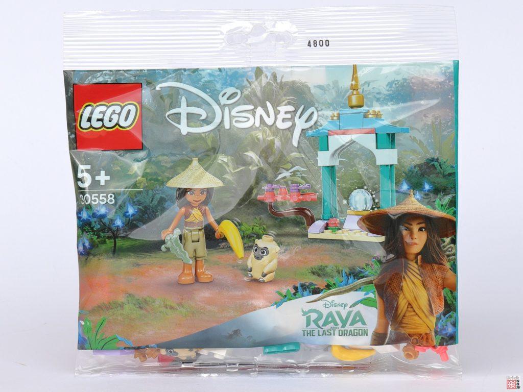 LEGO Disney 30558 Raya und der Ongi auf Abenteuer in den Heart Lands | ©Brickzeit
