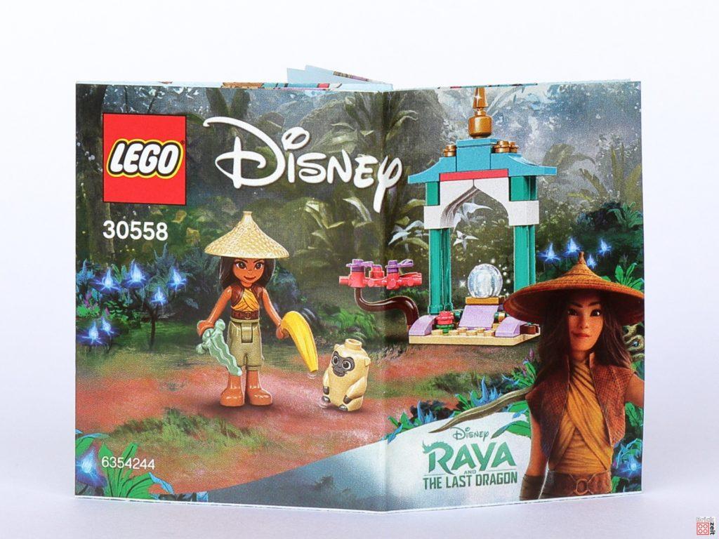 LEGO Disney 30558 Polybag Anleitung | ©Brickzeit