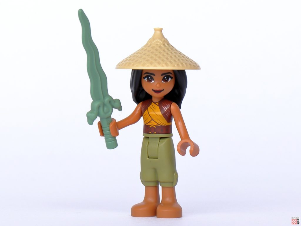 LEGO Disney 30558 Raya mit Schwert | ©Brickzeit