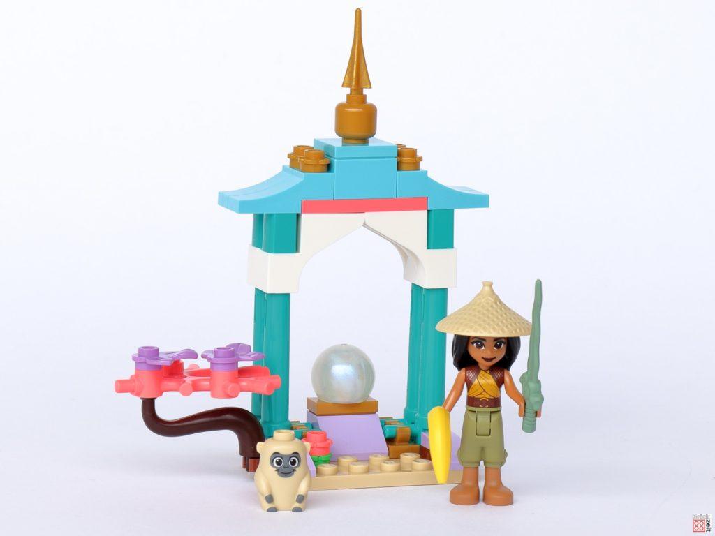 LEGO Disney 30558 Raya und der Ongi for einem Tempel | ©Brickzeit