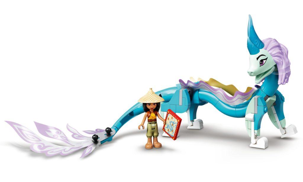 LEGO Disney 43184 Raya und der Sisu Drache | ©LEGO Gruppe