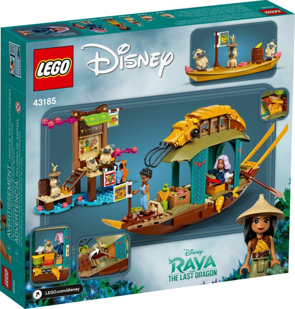 LEGO Disney 43185 Bouns Boot | ©LEGO Gruppe