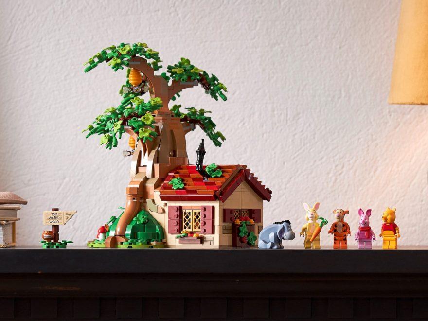 LEGO IDEAS 21326 Winnie the Pooh | ©LEGO Gruppe