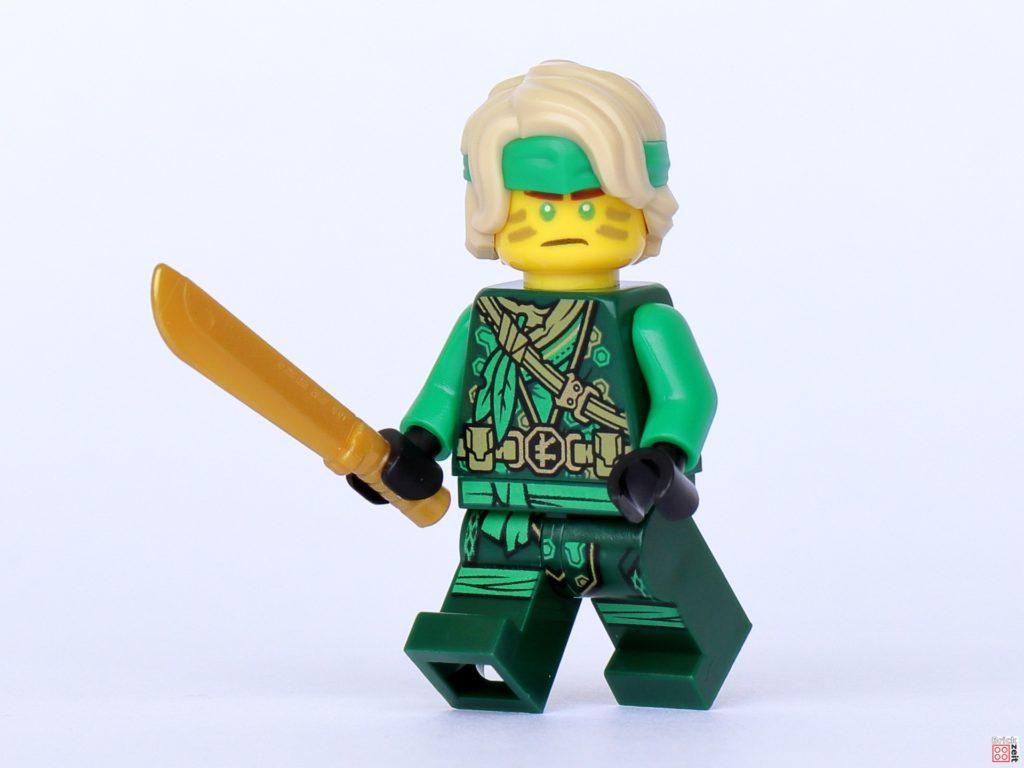 LEGO Ninjago 30539 - Lloyd mit Machete | ©Brickzeit