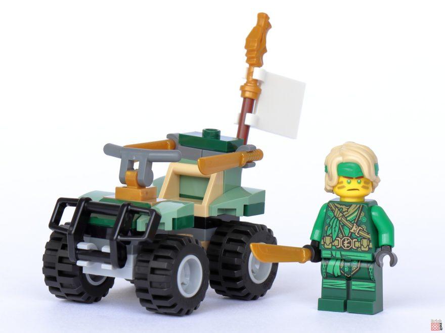 LEGO Ninjago 30539 Lloyds Quad Polybag | ©Brickzeit