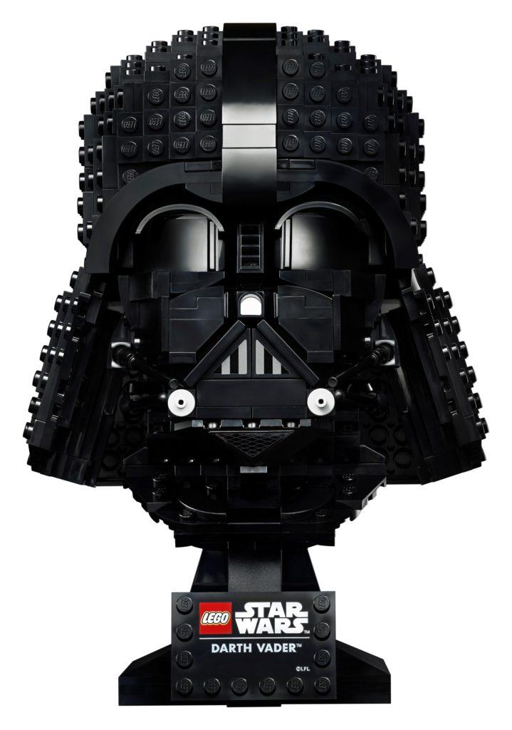 LEGO Star Wars 75304 Darth Vader Helm | ©LEGO Gruppe