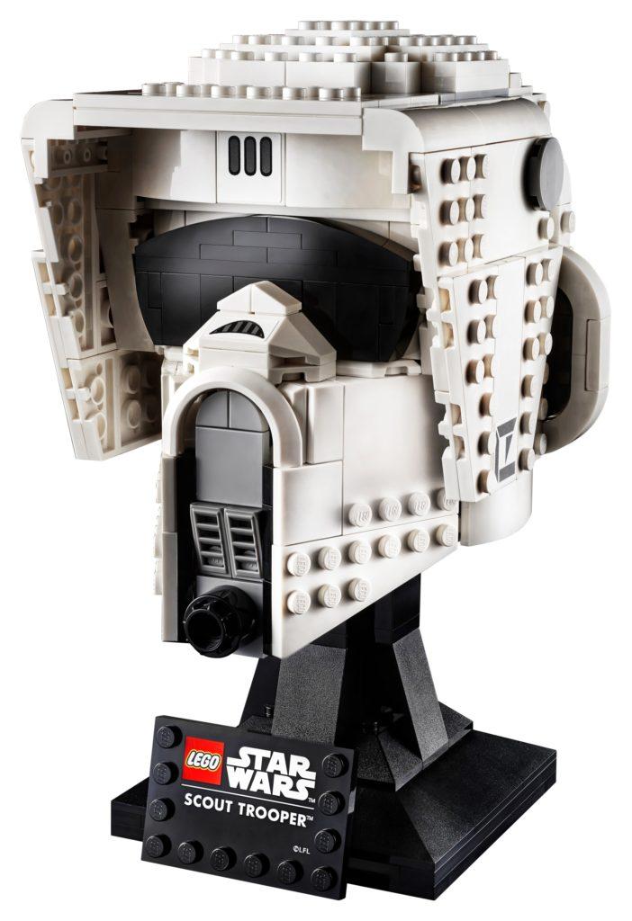 LEGO Star Wars 75305 Scout Trooper Helm | ©LEGO Gruppe