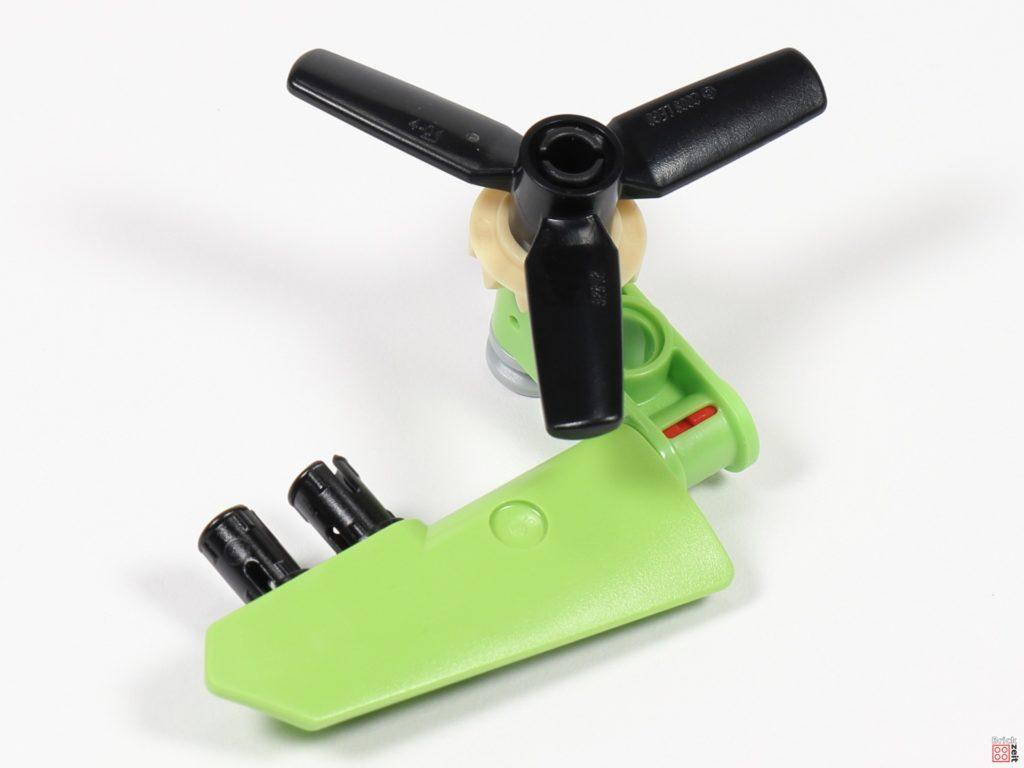 LEGO Technic 30465 Helikopter im Bau 06 | ©Brickzeit