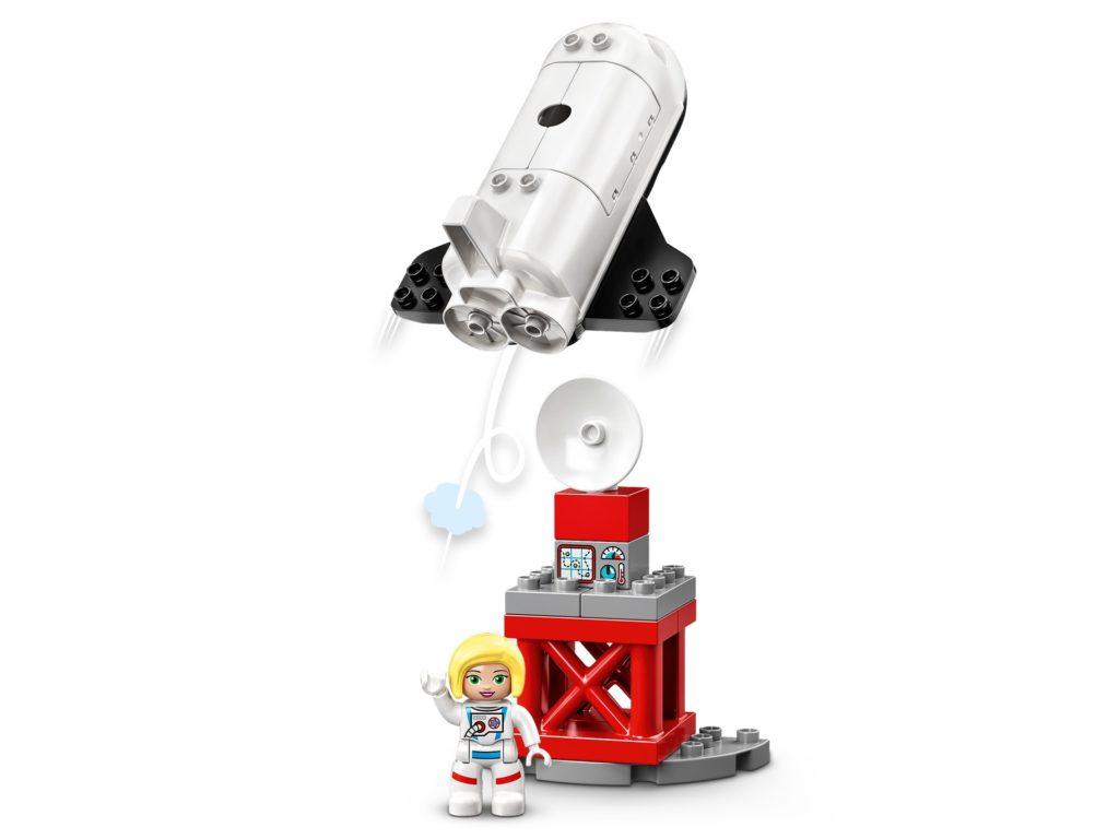 LEGO DUPLO 10944 Spaceshuttle Weltraummission | ©LEGO Gruppe
