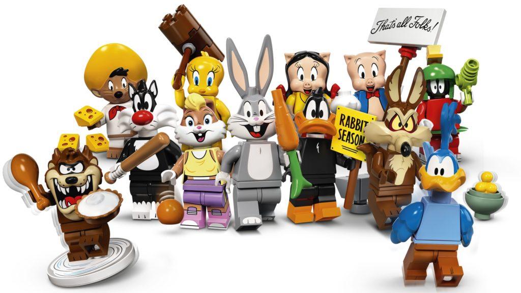 LEGO 71030 Looney Tunes Minifiguren | ©LEGO Gruppe