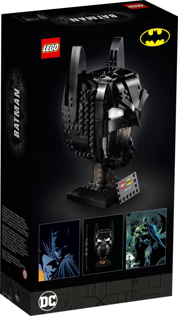 LEGO 76182 Batman Helm   ©LEGO Gruppe