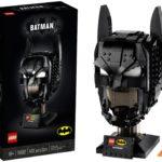 LEGO 76182 Batman Helm | ©LEGO Gruppe