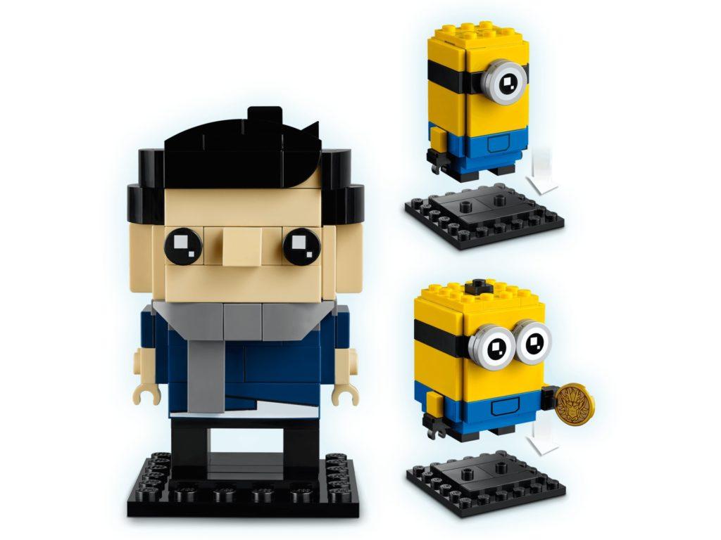 LEGO Brickheadz 40420 Gru, Stuart & Otto | ©LEGO Gruppe