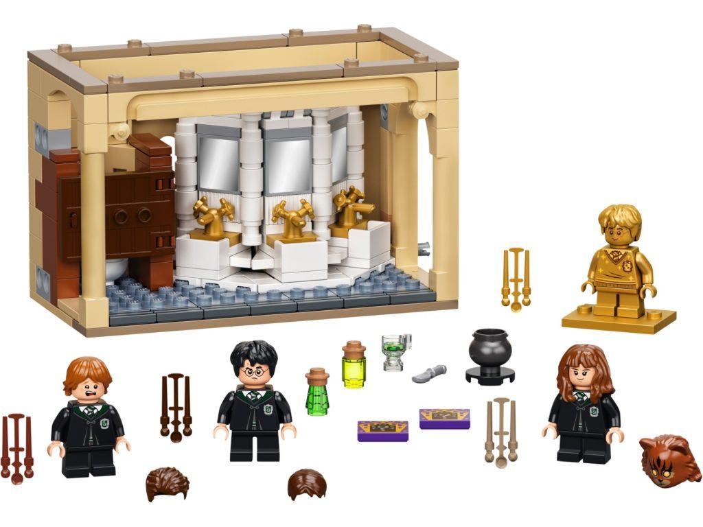 LEGO Harry Potter 76386 Hogwarts™: Misslungener Vielsafttrank | ©LEGO Gruppe