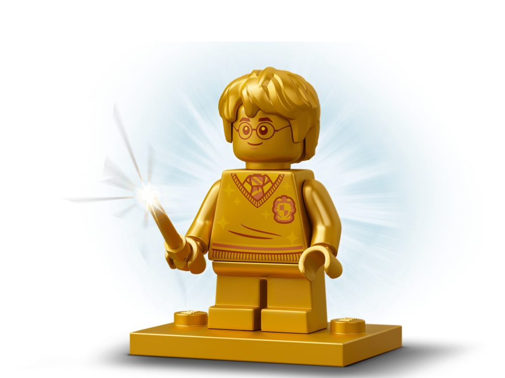 Goldene Harry Potter (Set 76386) | ©LEGO Gruppe