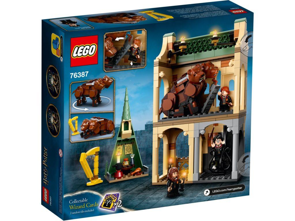 LEGO Harry Potter 76387 Hogwarts™: Begegnung mit Fluffy | ©LEGO Gruppe