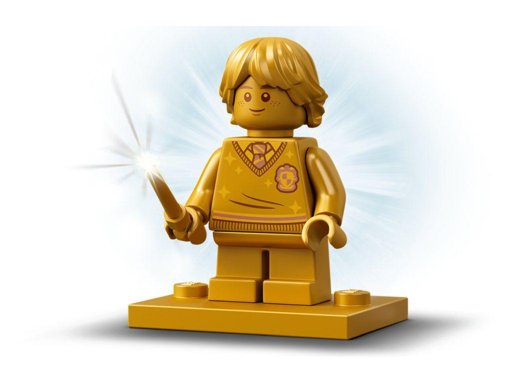 Goldene Ron Weasley (Set 76388) | ©LEGO Gruppe