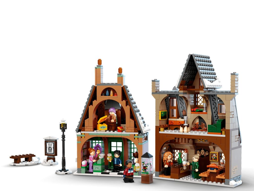 LEGO Harry Potter 76388 Besuch in Hogsmeade™ | ©LEGO Gruppe