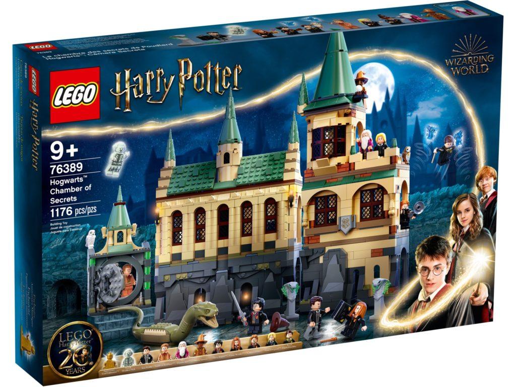 LEGO Harry Potter 76389 Hogwarts™ Kammer des Schreckens | ©LEGO Gruppe