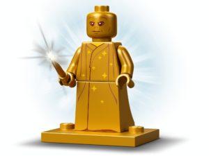 Goldener Lord Voldemort (Set 76389) | ©LEGO Gruppe