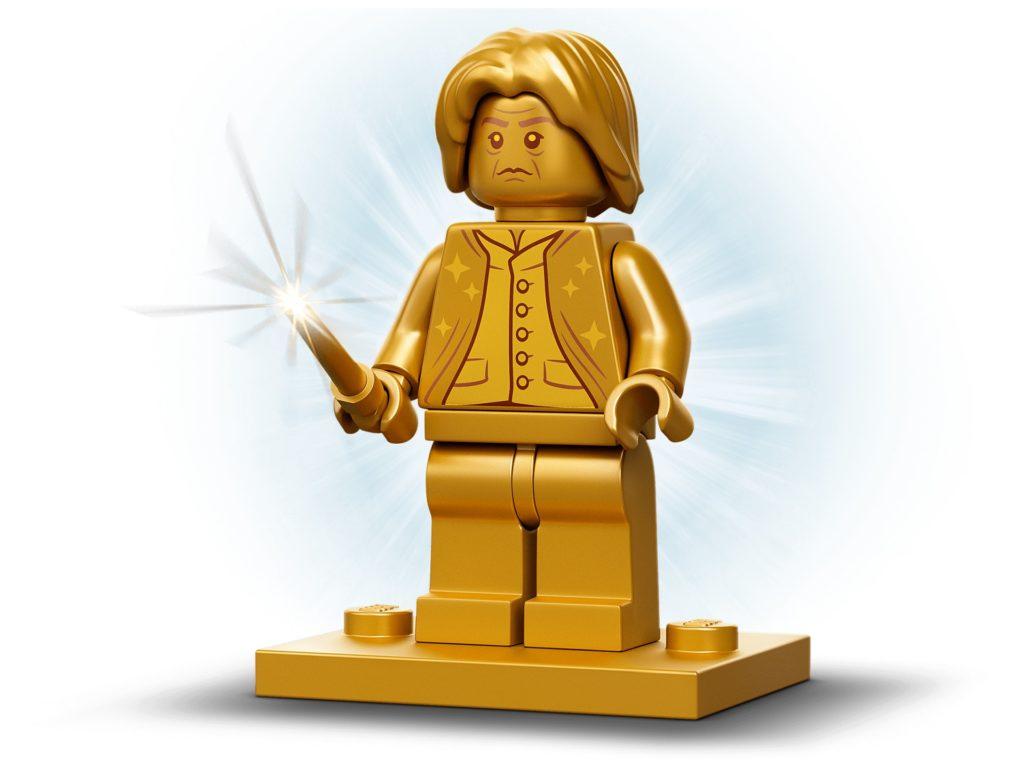 Goldener Professor Severus Snape (Set 76392) | ©LEGO Gruppe