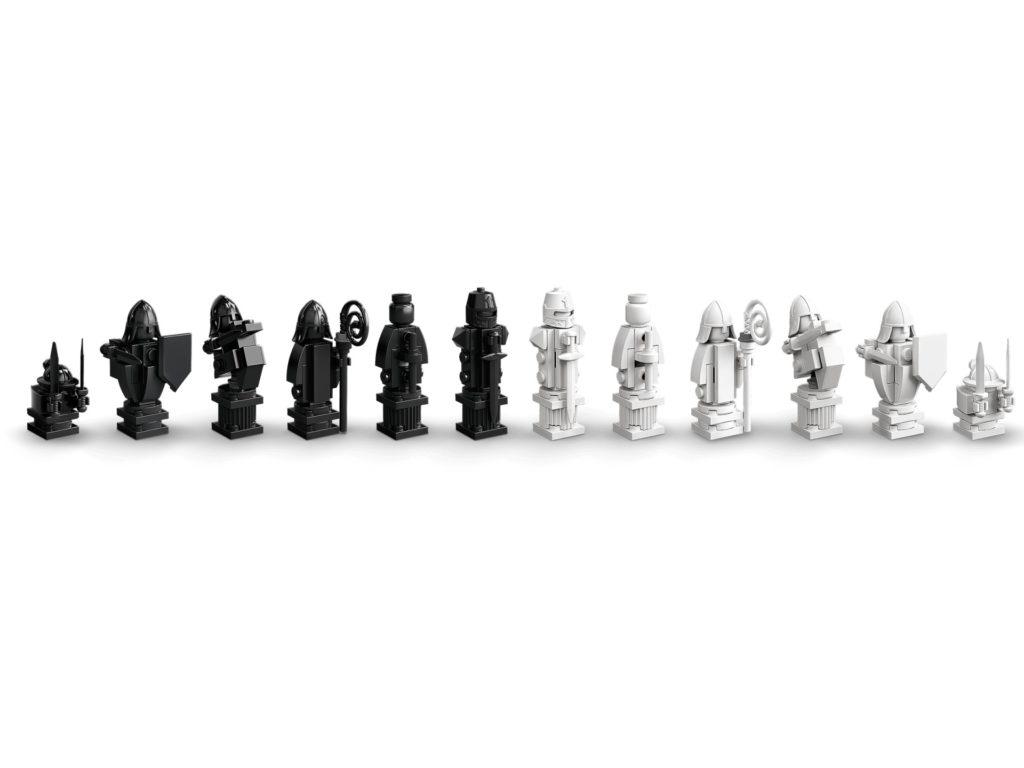 LEGO Harry Potter 76392 Hogwarts™ Zauberschach | ©LEGO Gruppe