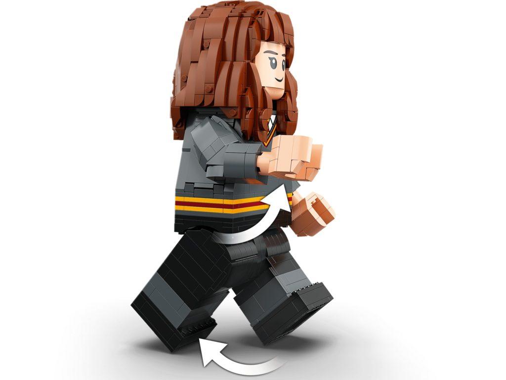 LEGO Harry Potter 76393 Harry Potter™ & Hermine Granger™ | ©LEGO Gruppe