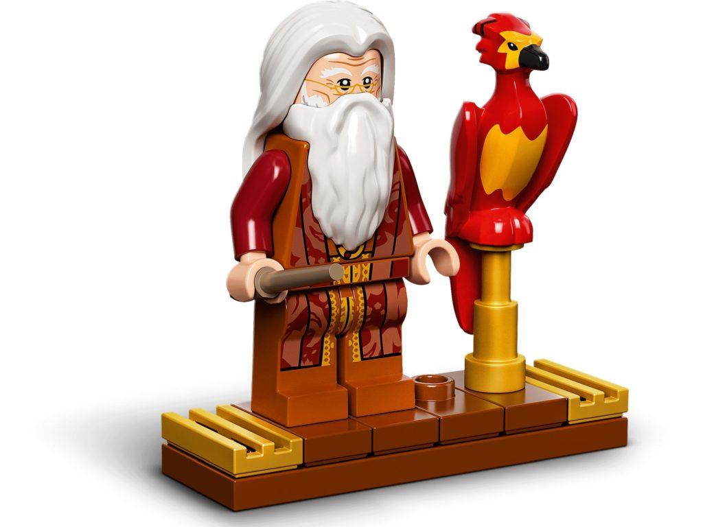 LEGO Harry Potter 76394 Fawkes, Dumbledores Phönix | ©LEGO Gruppe