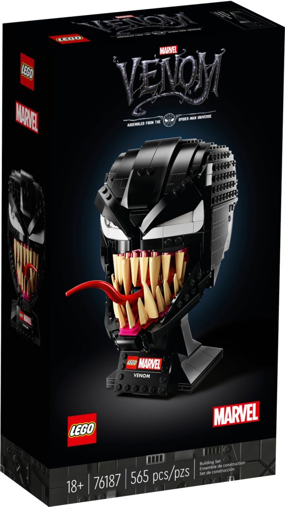 LEGO Marvel 76187 Venom   ©LEGO Gruppe