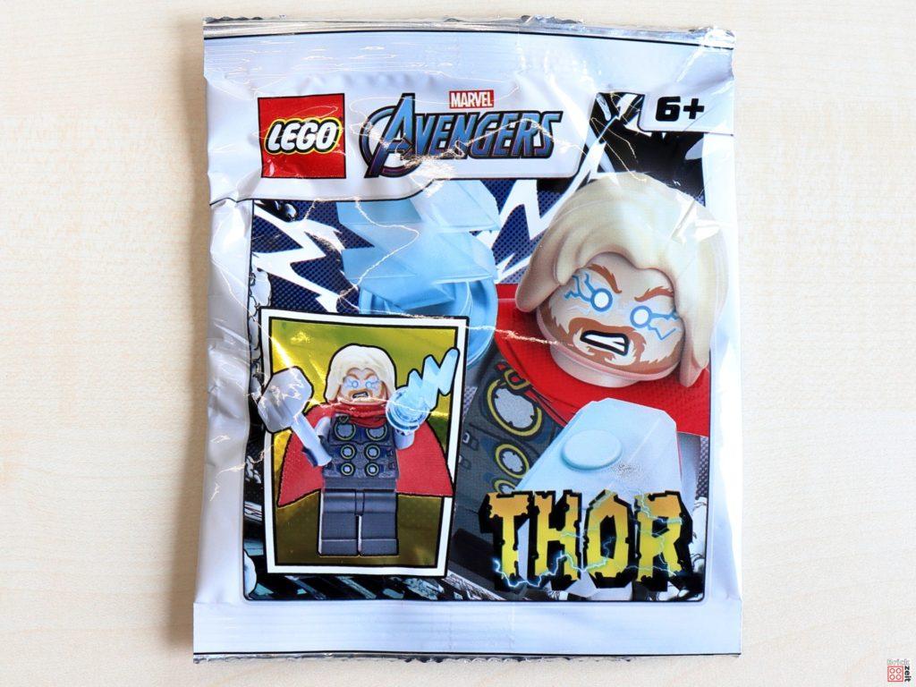 LEGO Thor Polybag | ©Brickzeit