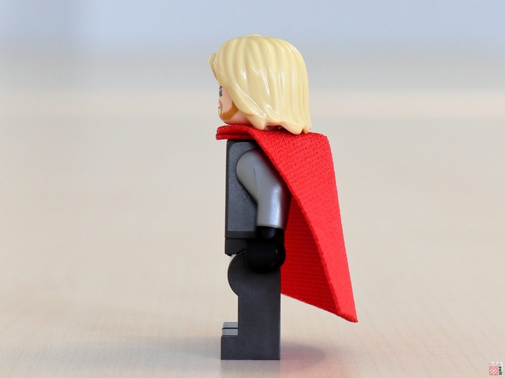 LEGO Thor, linke Seite | ©Brickzeit