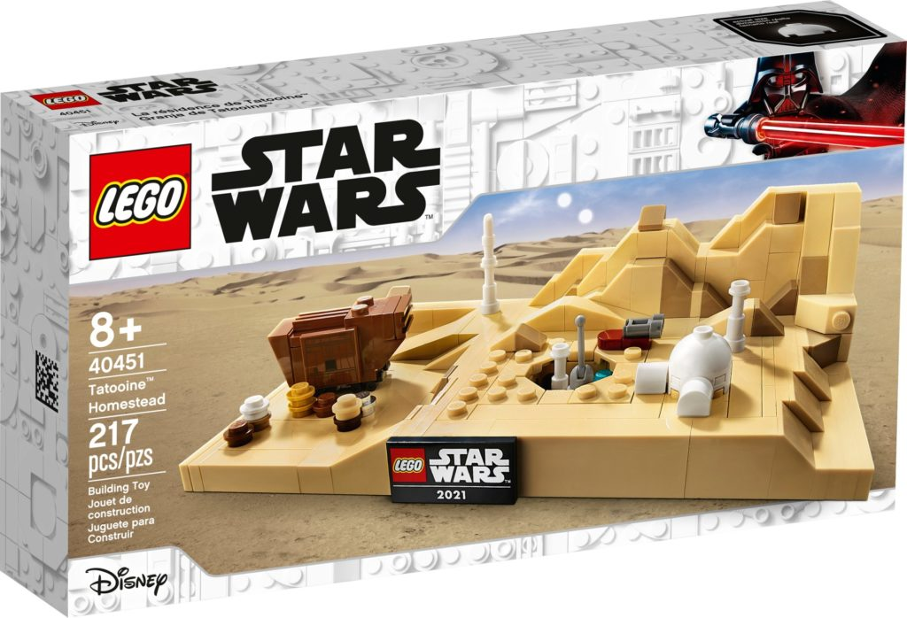 LEGO Star Wars 40451 Tatooine Homestead | ©LEGO Gruppe