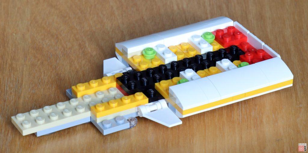 LEGO 75290 - V-35 Landspeeder im Bau | ©Brickzeit