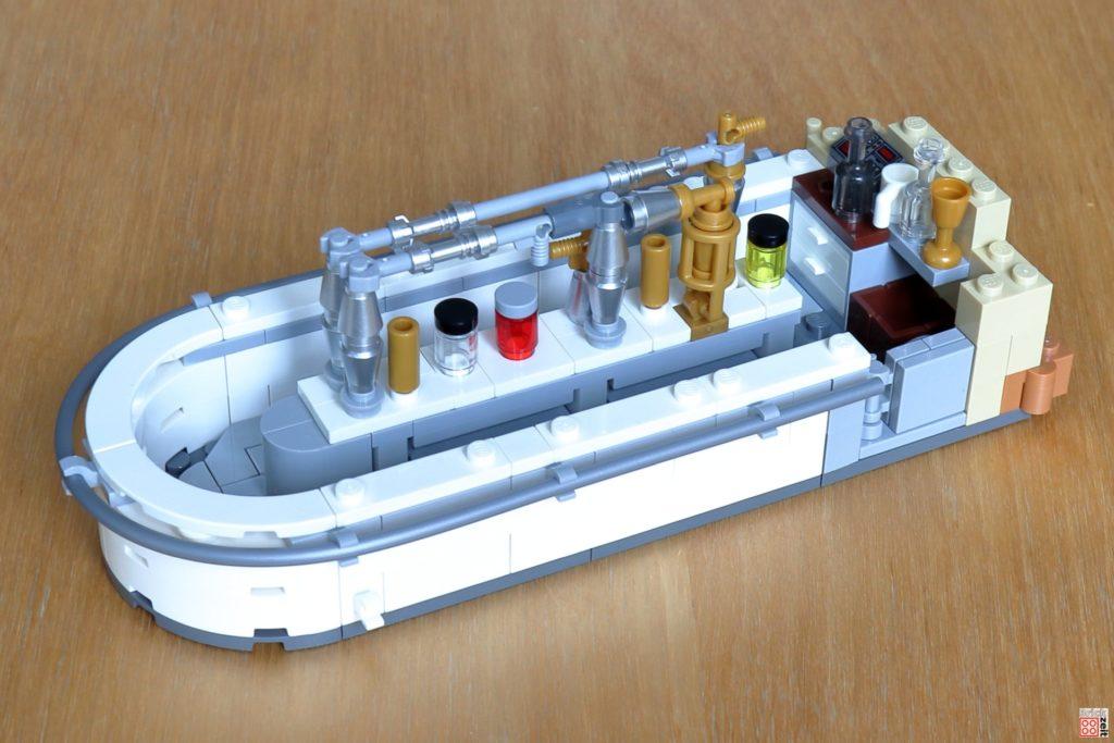 LEGO 75290 - Bar im Bau | ©Brickzeit