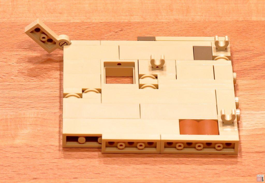 LEGO 75290 - Cantina, Bauabschnitt 14 | ©Brickzeit
