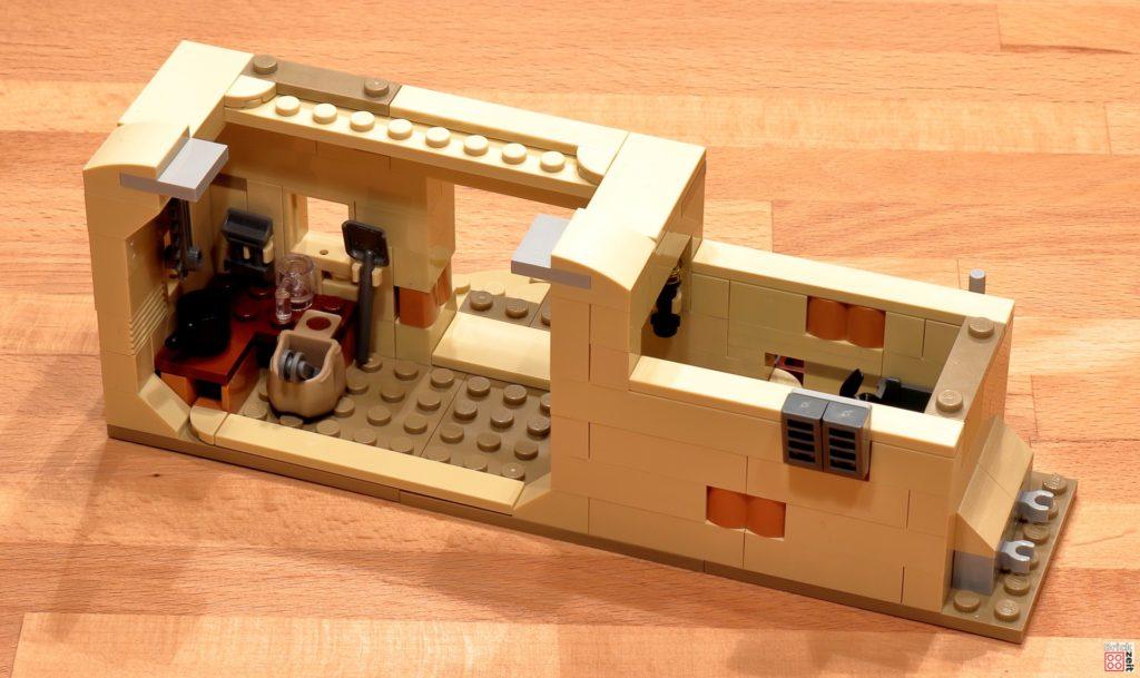 LEGO 75290 - Cantina, Bauabschnitt 17 | ©Brickzeit
