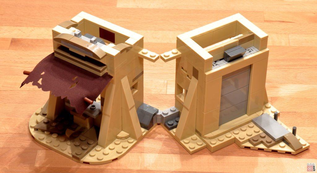LEGO 75290 - Cantina, Bauabschnitt 18 | ©Brickzeit