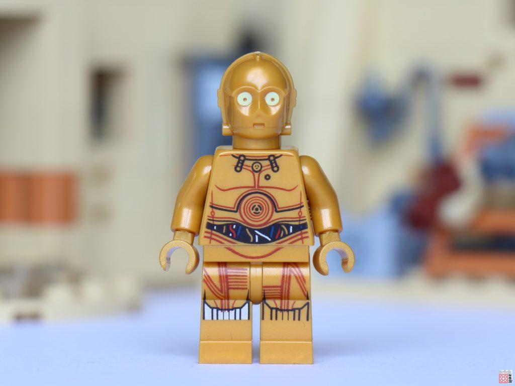 LEGO Star Wars 75290 - C-3PO | ©Brickzeit