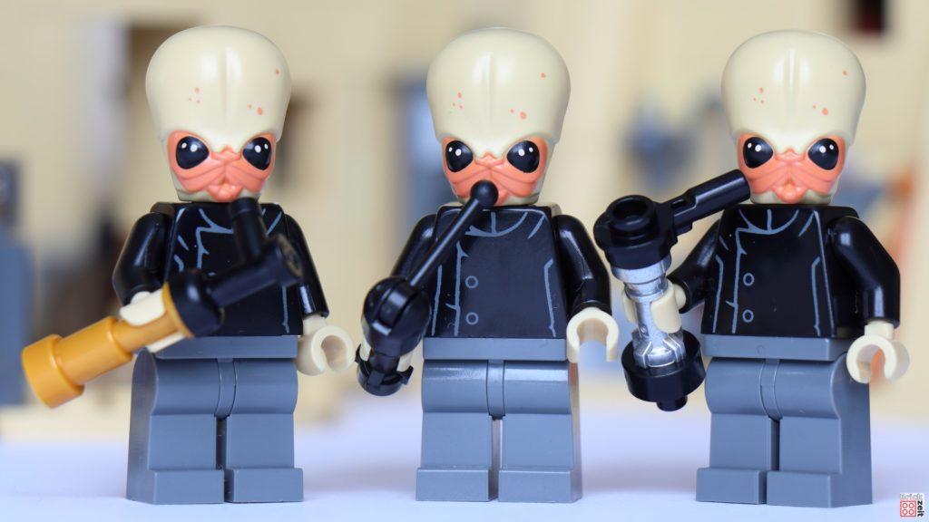 LEGO Star Wars 75290 - Cantina Band | ©Brickzeit
