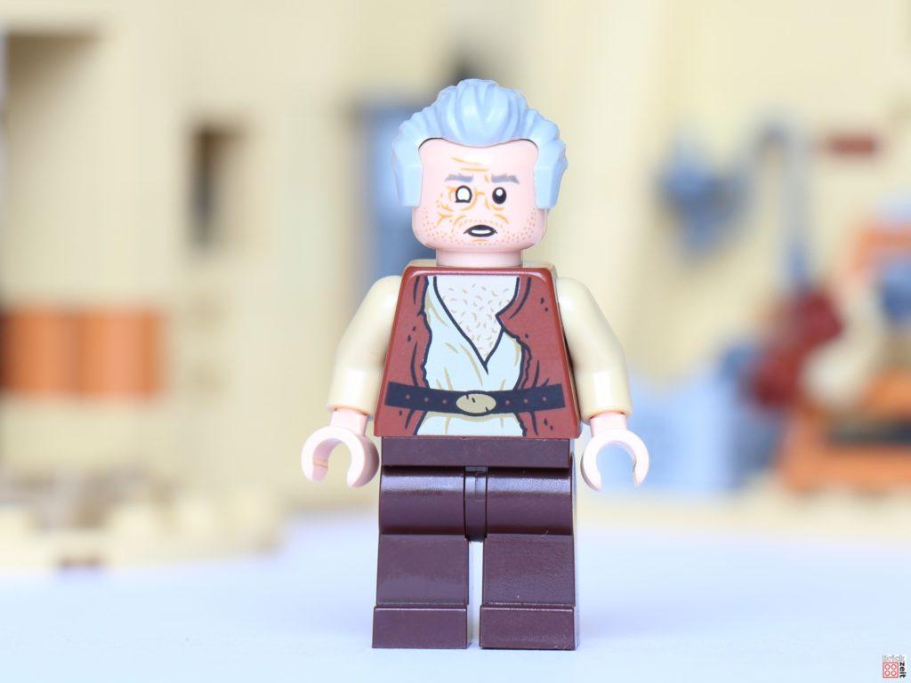 LEGO Star Wars 75290 - Dr. Evazan | ©Brickzeit