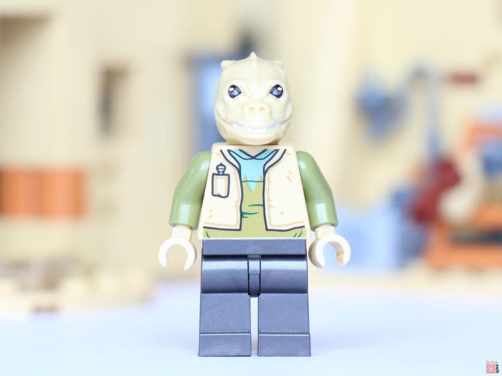 LEGO Star Wars 75290 - Hrchek Kal Fas | ©Brickzeit