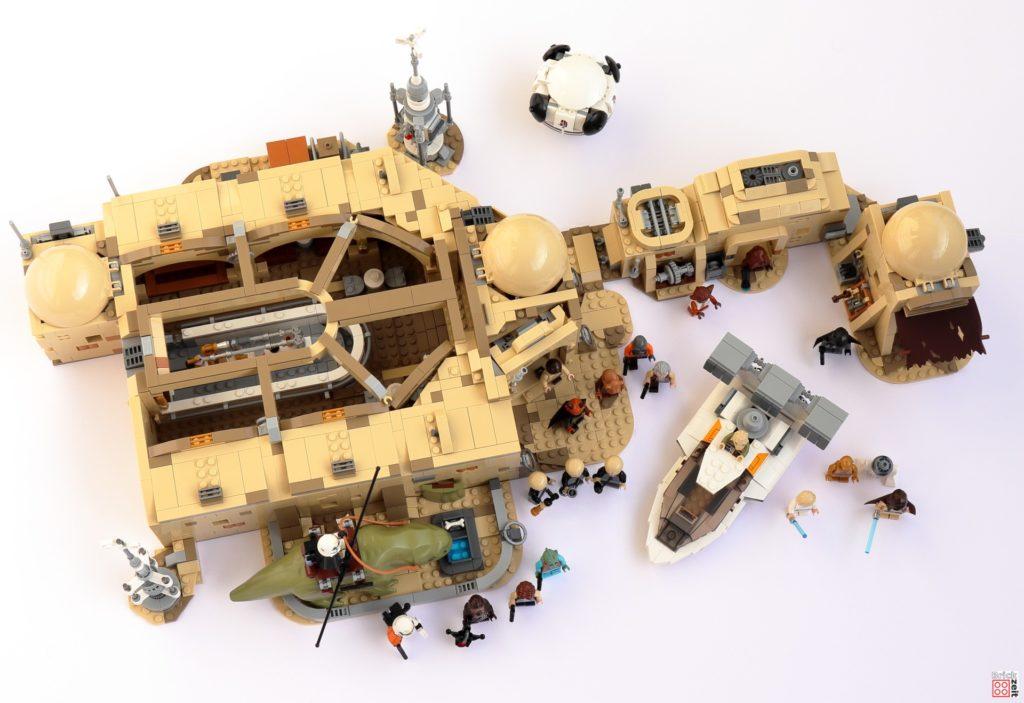 LEGO Star Wars 75290 Mos Eisley Cantina | ©Brickzeit
