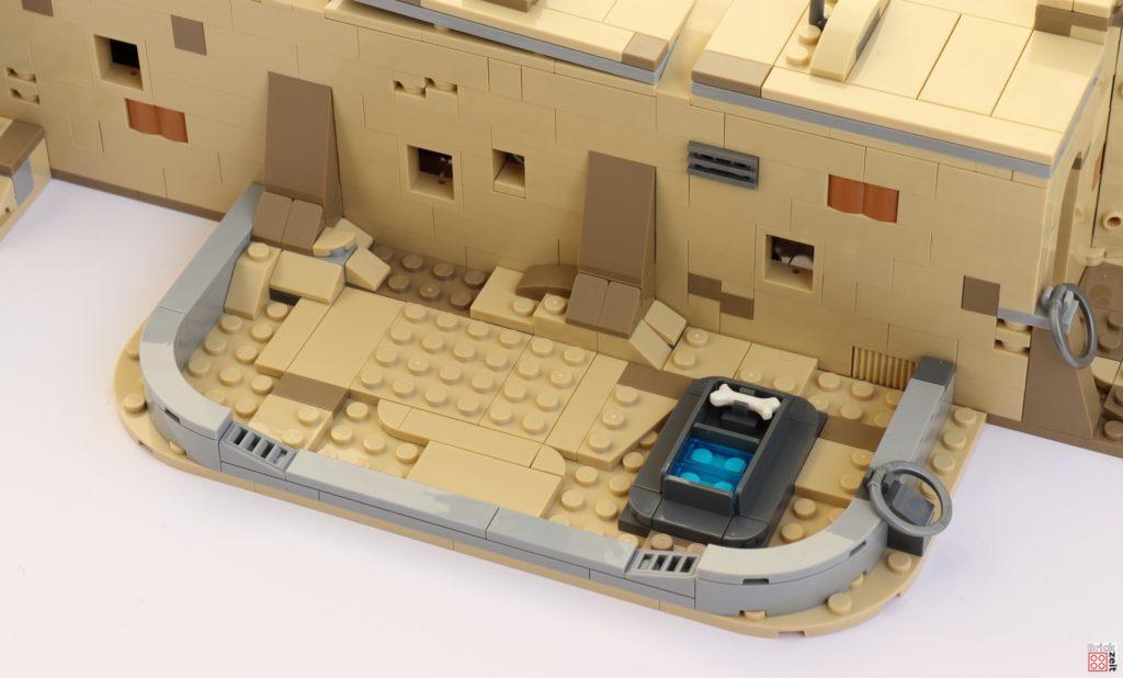 LEGO Star Wars 75290 - Freßtrog für den Dewback | ©Brickzeit