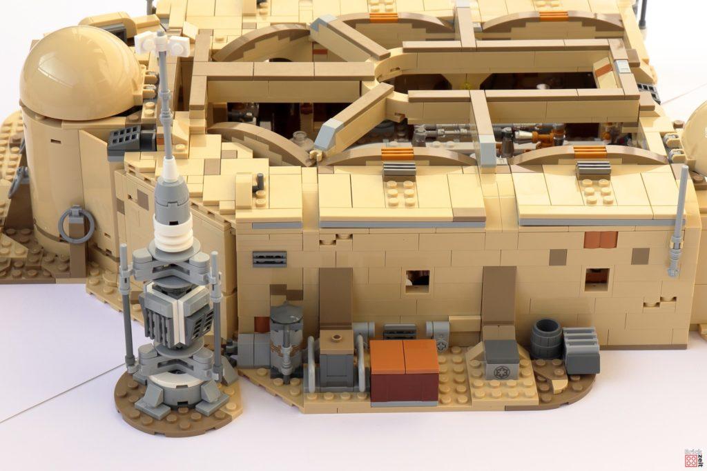 LEGO Star Wars 75290 - Kisten hinter der Cantina | ©Brickzeit