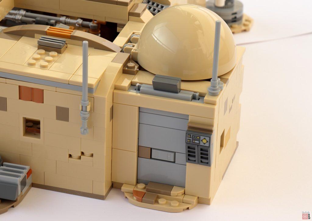 LEGO Star Wars 75290 - Eingang auf der Rückseite | ©Brickzeit